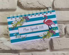 Mini Agenda 2021 - Flamingos