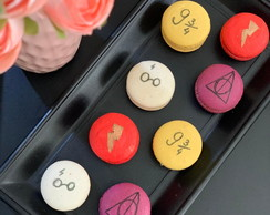 Macarons Harry Potter