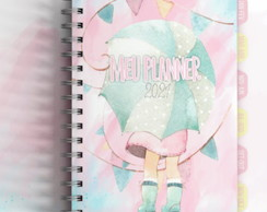 Planner 2021 Pasteis