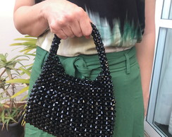 Bolsa de contas / Beaded bag