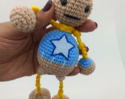 Mini Amigurumi Kick the Buddy