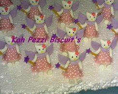 mini hello kitty de biscuit