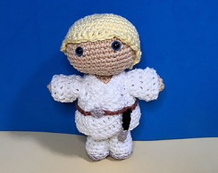Amigurumi Luke Skywalker