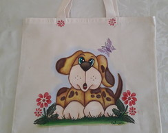 Eco Bag - Cachorrinho