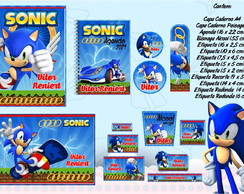 Arquivo de corte KIT VOLTA AS AULAS SONIC