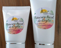 Máscara Natural Facial de Argila 30g