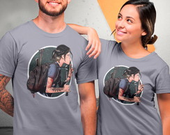 Camiseta The Last of Us Parte 2 Blusa Jogos Ps4 Tank Girl