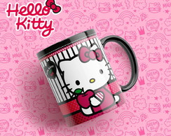 CANECA HELLO KITTY APPLE