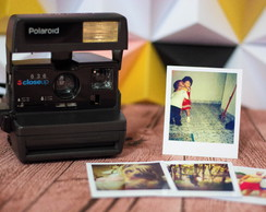 Fotos Polaroid - com ou sem legenda