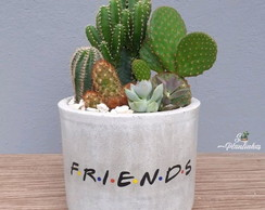 Vaso de Concreto M Friends