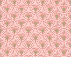 Guardanapo de Papel Art Deco Rose Golde 13313737