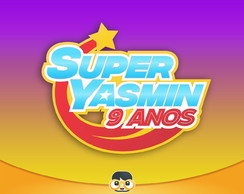 Logo Personalizado - Super Hero Girls