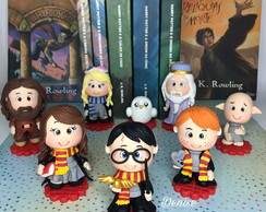 Aplique Harry Potter