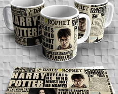 Caneca do Harry Potter