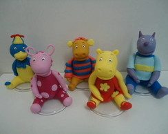 ENFEITES BACKYARDIGANS´S