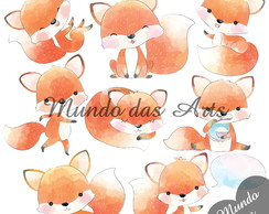 Kit Digital Raposinha