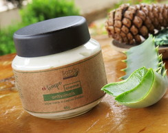Creme facial antissinais natural