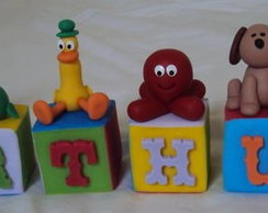 Cubos Turma do Pocoyo!
