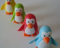 Pinguins do Club Pinguins