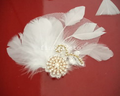 Fascinator Anne Louise by Fino Afeto