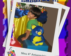 Fotomontagem dos Backyardigans digital