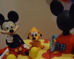 PLAY HOUSE MICKEY E PLUTO
