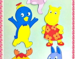 Enfeites Backyardigans