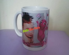 CANECA COM FOTO UNIQUA BACKYARDIGANS