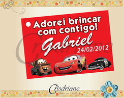 Tag Cars e amigos