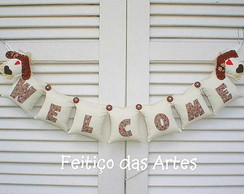 Pendurico Welcome Casinha