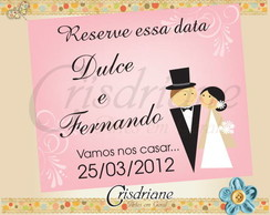 Save the date Dulce