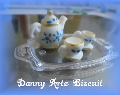 Mini bule de biscuit