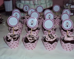 Toppers para Cupcakes Personalizados