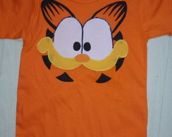 BODY OU CAMISETA GARFIELD