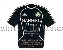 9ac27d8f76 Convite Camisa de Futebol