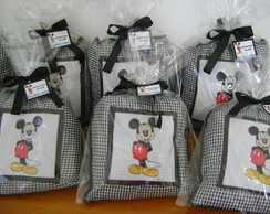 almofadas do mickey