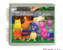 "Álbum ""Backyardigans"" - 140 fotos"