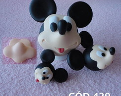 Cód 429 Molde da máscara do mickey P