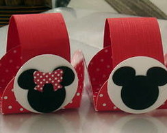 Forminhas Mickey e Minnie