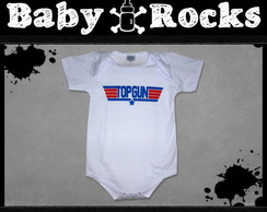 Body ou Camisetinha Top Gun