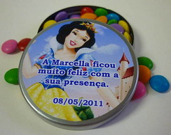 Latinha Mint To Be - Branca de Neve