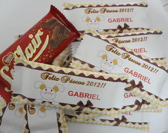 Chocolate suflair 50grs Personalizado