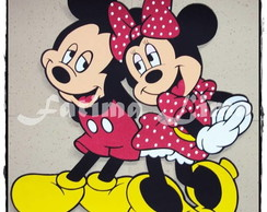 PAINEL EVA MICKEY E MINNIE LOVE