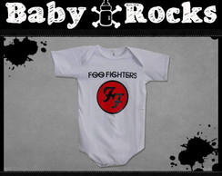 Body ou Camisetinha Foo Fighters