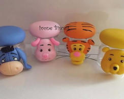 TURMA DO POOH PORTA DOCES
