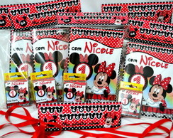 Kit Revista de Colorir minnie