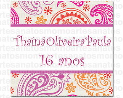 Tag FESTA HAVAIANA - 2 FACES - layout18