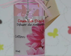 Difusor 60ml - Cotton Modelo Varetas