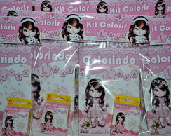 Kit de Colorir Jolie