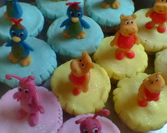 Cup cakes( Backyardigans)